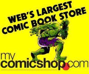 Shop for Comics Online